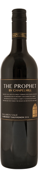 The Prophet by Chapel Hill McLaren Vale Cabernet Sauvignon 2016