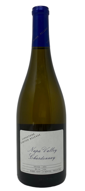 Lionstone Limited Release Napa Valley Chardonnay 2013