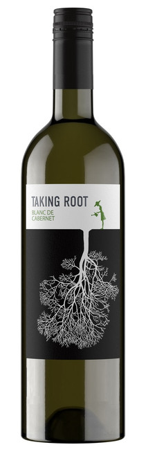Taking Root Blanc de Cabernet 2018