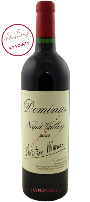 Dominus Estate Christian Moueix Red Blend 2009