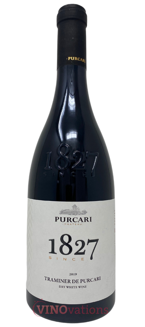 Chateau Purcari Traminer 2019