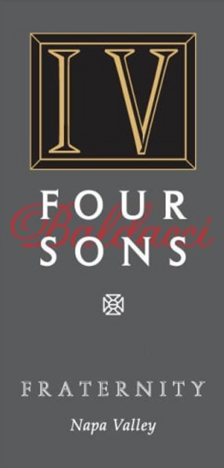 Baldacci Family Vineyards Four Sons Fraternity Red 2011
