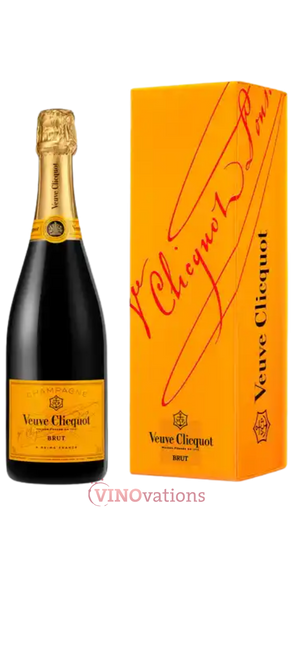 Veuve Clicquot Yellow Label Gift Box Champagne