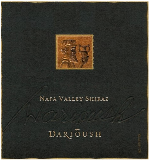 Darioush Shiraz Napa Valley 2012