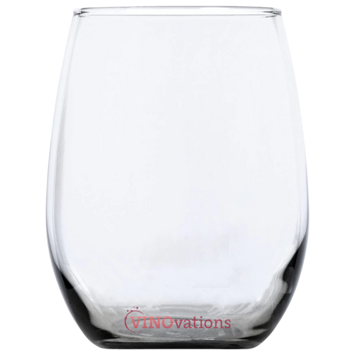 Stemless Smoked Wine Glasses 20.5 oz