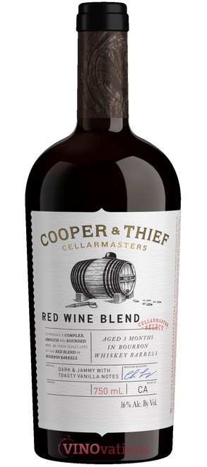 Cooper & Thief Cellarmasters Red Blend 2017