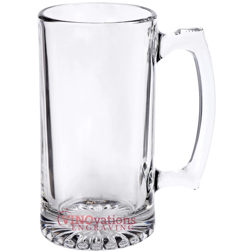 Engraved Beer Pint Glass 16oz