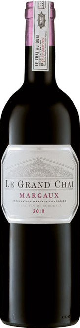 Le Grand Chai Margaux 2010