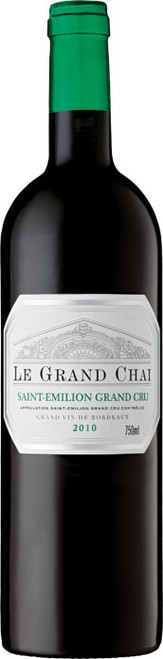 Le Grand Chai Saint-Émilion Grand Cru 2010