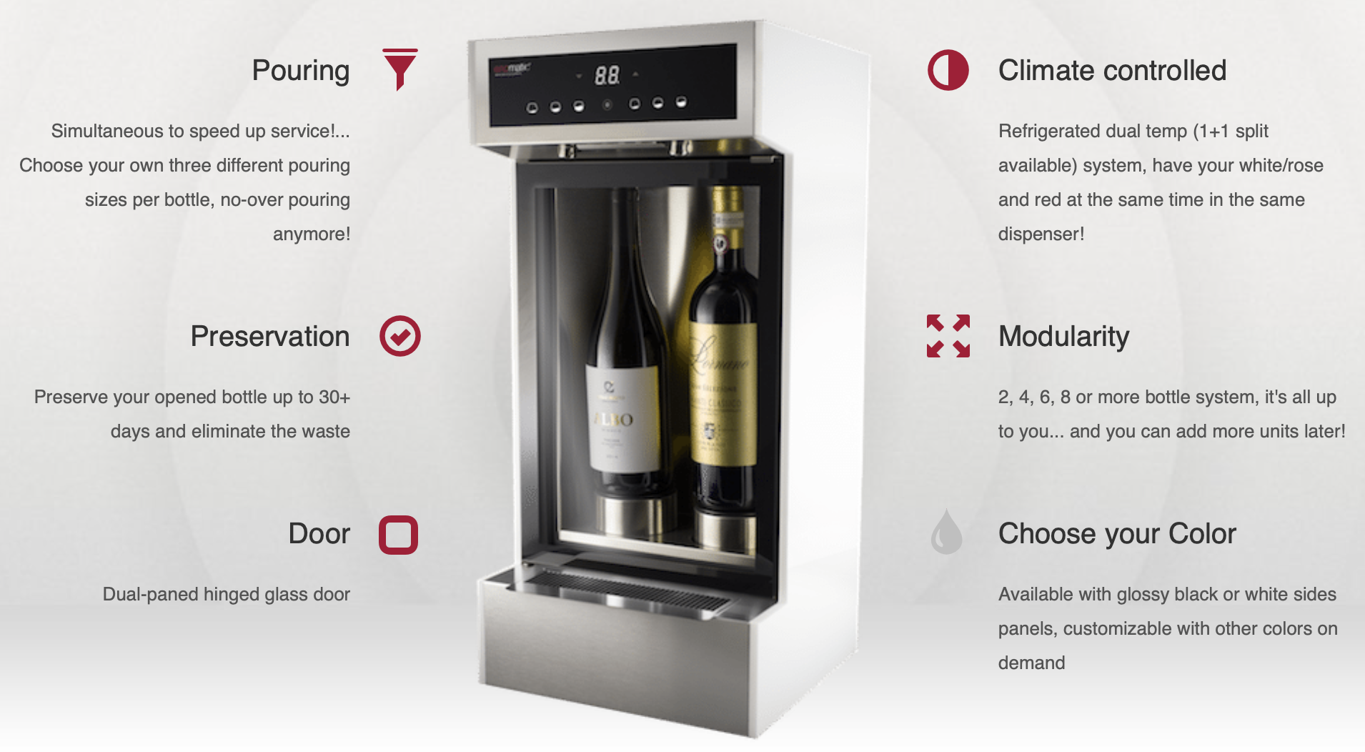 Eno One 2 Bottle System