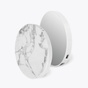 Marble Portable Charger with Mirror