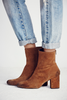Free People | Cecile Ankle Boot in Brown