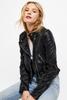 Free People   Fenix Moto Jacket   Black