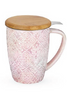 Pinky Up | Marrakesh Ceramic Tea Mug & Infuser