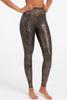 Spanx | Faux Leather Leopard Leggings | Leopard Shine