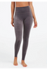 Spanx | Velvet Leggings | Silver Chrome