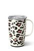 Swig   18 oz Mug   Luxy Leopard