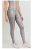 Silver Snake Print Highwaist Leggings available in Macon, GA & Marietta, GA
