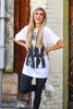 All You Need Is Love   Beatles Tee White