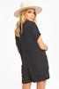 Brand Pocket Black Romper available in Macon GA & Marietta GA