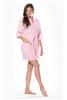 Kids Monogrammed Spa Robe | Pink