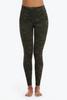 Green Camo Seamless Leggings available in Macon GA & Marietta GA