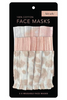 Cotton Mask 3pc Set blush