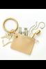 Mini Silicone Pouch in Gold Rush Confetti. Available in Macon, GA & Marietta, GA.