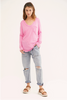 Free People | Betty Long Sleeve | Brightest Orchid