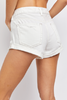 Free People | Romeo Rolled Cut Off | White