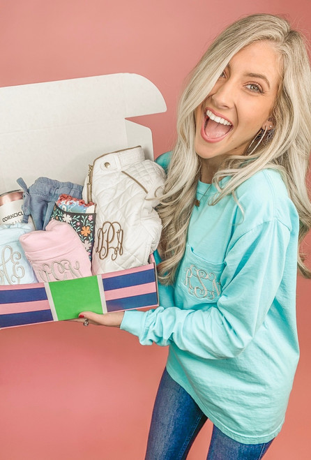 Monogram Boxes | Best Gifts Ever! 19.99 - 65.99