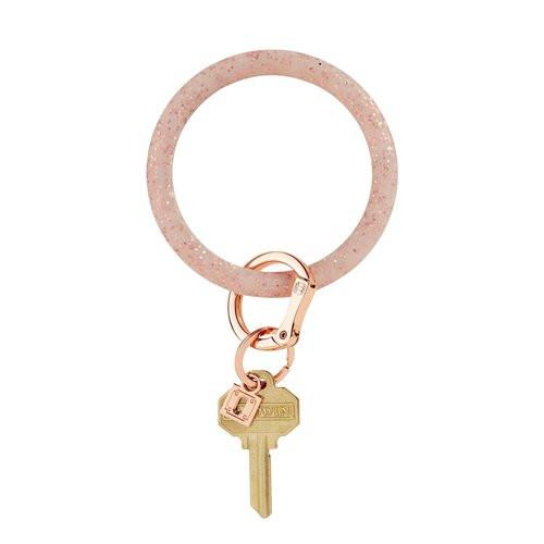 O-Venture | Key Ring | Confetti Silicone