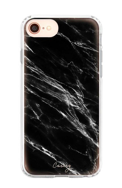 Casery | Phone Case | Black Marble