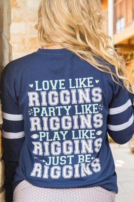 Jadelynn Brooke   Love Like Riggins