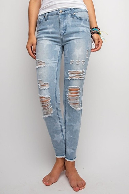 Star Jeans in Blue