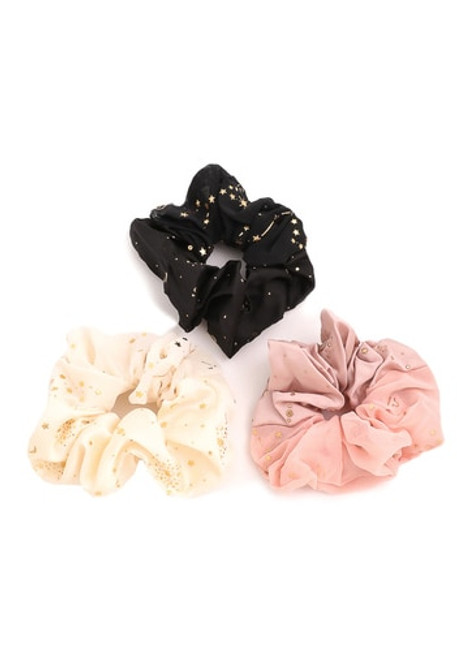 Star Scrunchies | Set of 3
