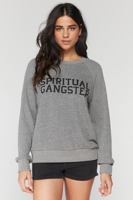 Spiritual Gangster | Grey Sweatshirt