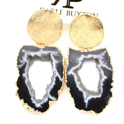 Karli Buxton | Geode Earrings