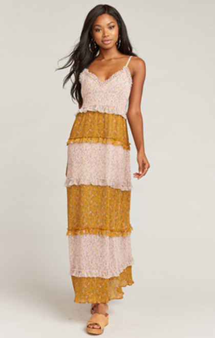 Show Me Your Mumu | Emira Maxi Dress | Itsy Ditsy Floral