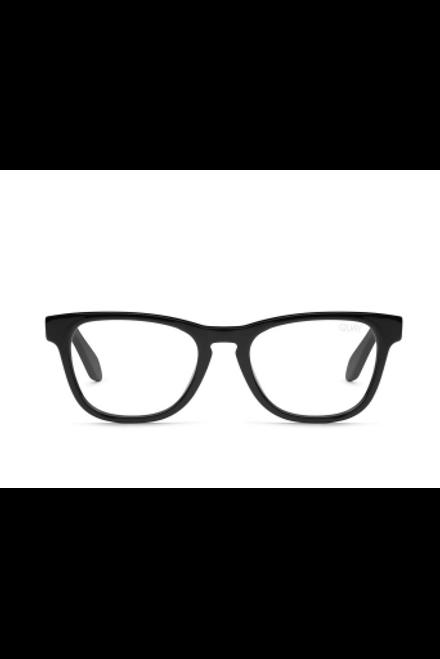 Quay Sunglasses | Hardwire Mini Clear Black