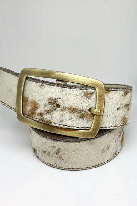 Genuine Leather Cowhide Belt
