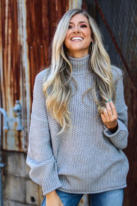 Joyful Days Sweater