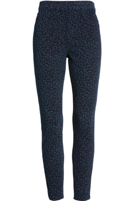 Spanx Indigo Leopard Leggings available in Macon, GA & Marietta, GA.
