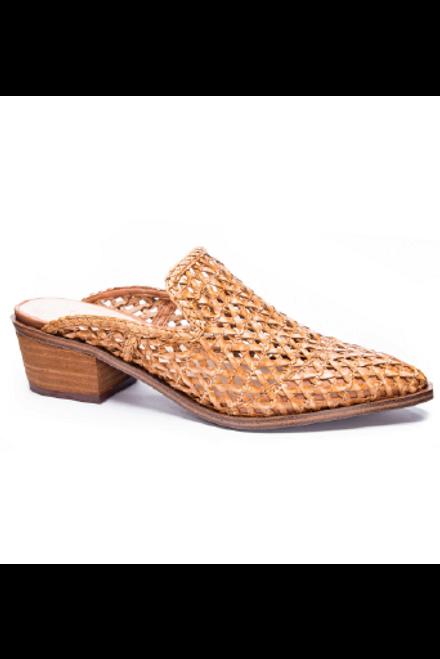 Pointy toe woven mule available in Macon GA & Marietta GA