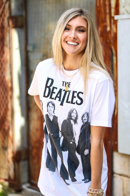The Beatles Graphic tee available in Macon GA & Marietta GA