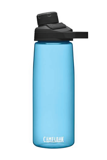 Chute Water Bottle in True Blue
