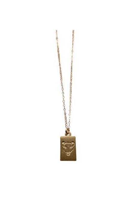 Leopard Love Necklace available in Macon GA & Marietta GA