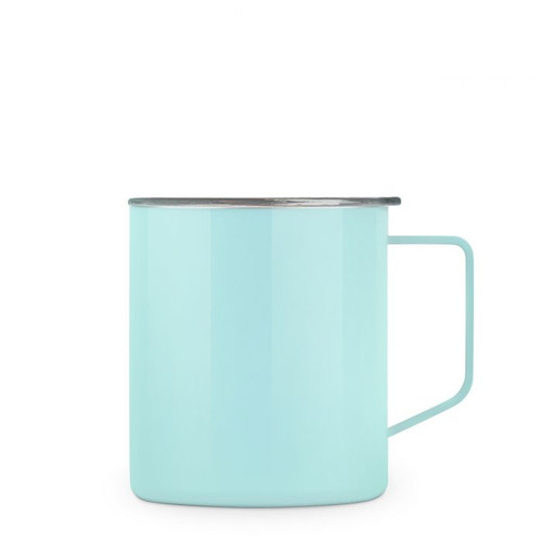 Monogrammed Coffee Mug in Mint available in Macon, GA