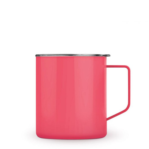 Monogrammed Coffee Mug in Coral available in Macon, GA
