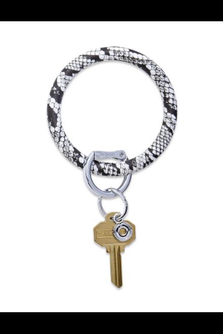 Silicone O-ring in Tuxedo Snakeskin Available in Macon, GA & Marietta, GA.